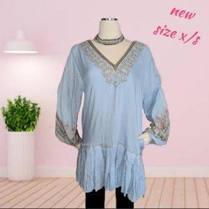 Free people tunic dress - absolutely gorgeous!